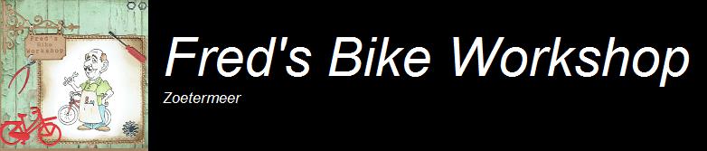 Fred's Bike Workshop